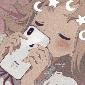 anime girl Discord Pfp