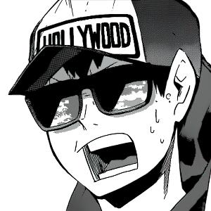 Kageyama manga Discord Pfp