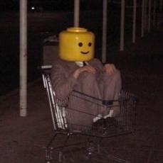 Legoman Discord Pfp